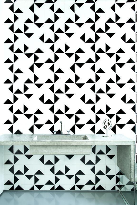 Geometric Tiles Ideas DigsDigs