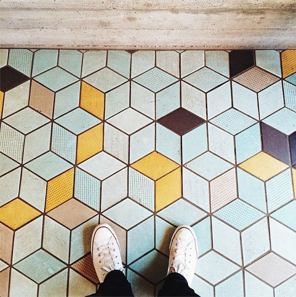 Geometric Tiles Ideas