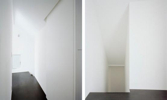 ghost minimalist house