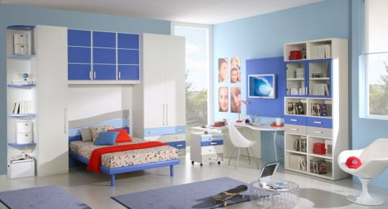 Giessegi Rooms For Boys And Girls