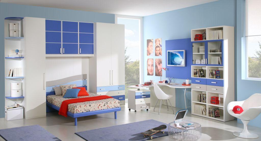 Детская комната для мальчика реальные фото