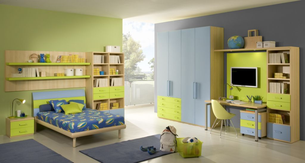 50 brilliant boys and girls room designs unoxtutti from Colors for toddler boy room