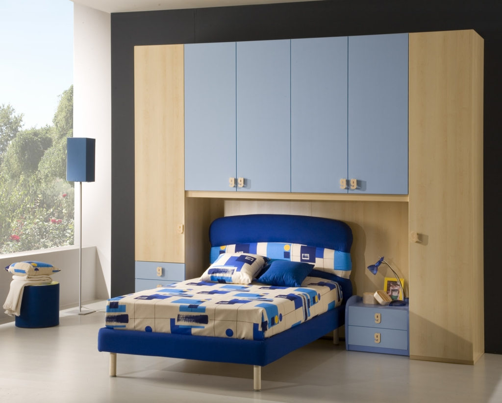 50 brilliant boys and girls room designs unoxtutti from for L bedroom designs