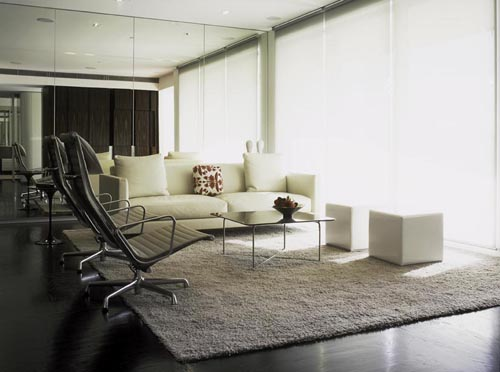 Glamorous Apartment Interior Design