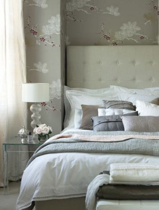49 Glamorous Bedroom Design Ideas Digsdigs