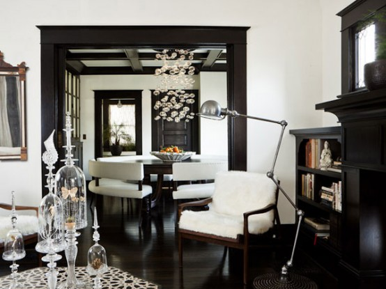 Genial Glamorous Four Square With Modern And Ethnic Furniture