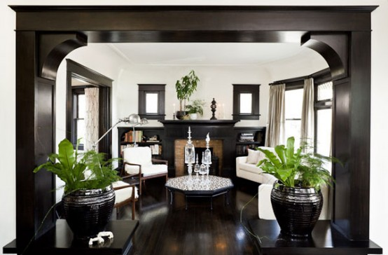 Glamorous Four Square With Modern And Ethnic Furniture