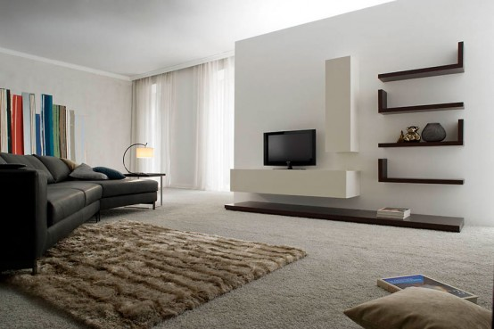 Glamour Minimalist Linear Furniture