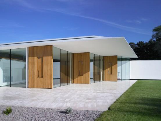 Glass Garden House