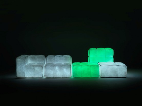 Glow In Dark Furniture