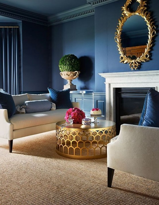 38 Glam Gold Accents And Accessories For Your Interior ...