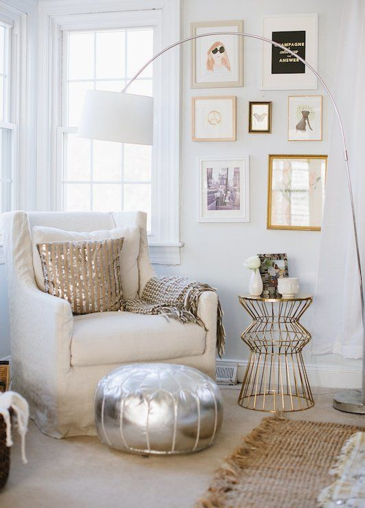 38 Glam Gold Accents And Accessories For Your Interior - DigsDigs