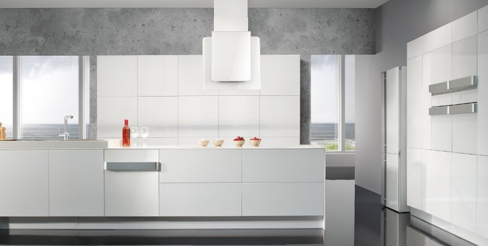 New Ora-Ito White Kitchen Appliances from Gorenje - DigsDigs