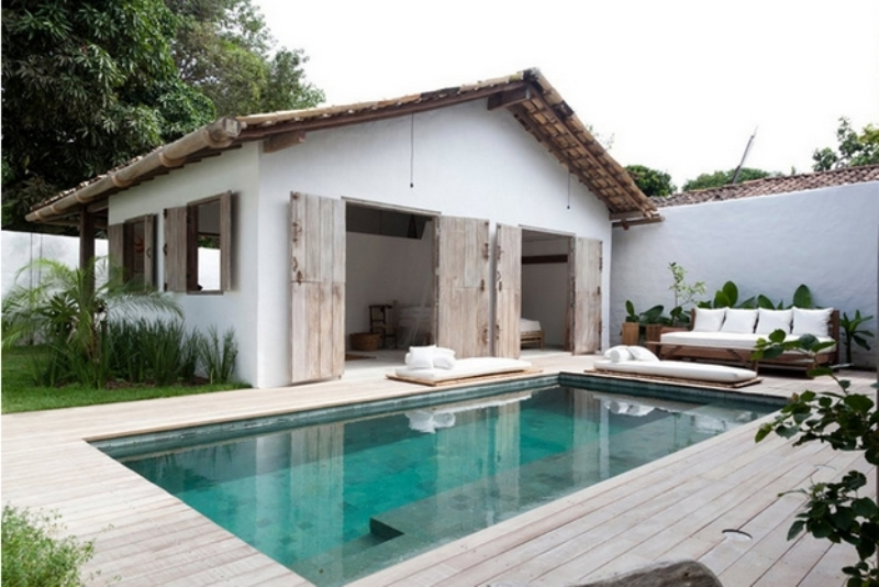 Gorgeous House In A Brazilian Fishing Village