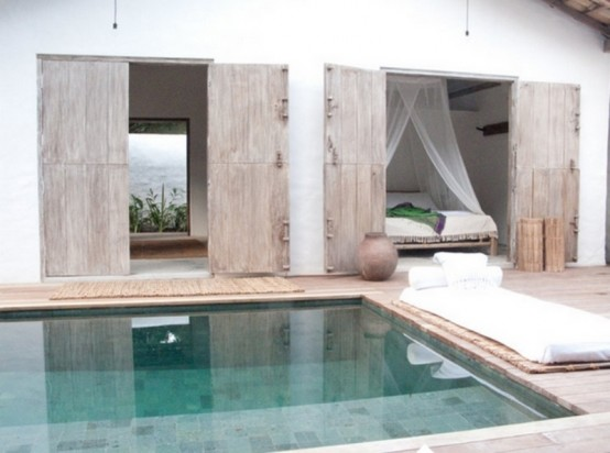 Gorgeous House In A Brazilian Fishing House