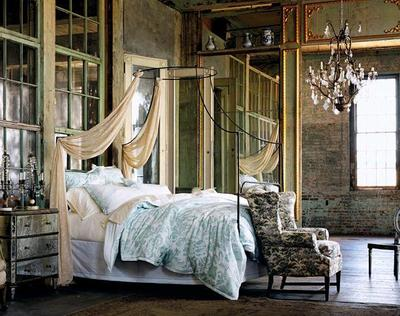 Gorgeous Vintage Bedroom