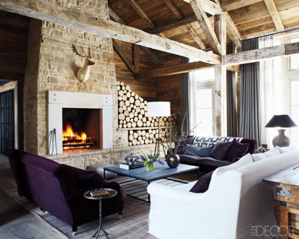 Great Country Style Living Room