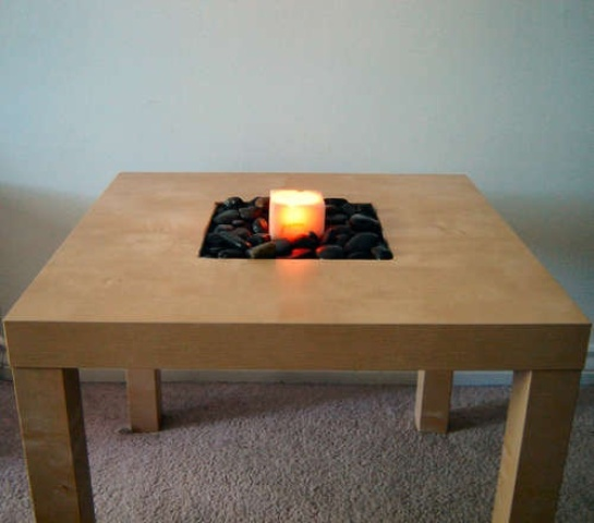 Unique Great Ways To Include Ikea Lack Table In Home Decor