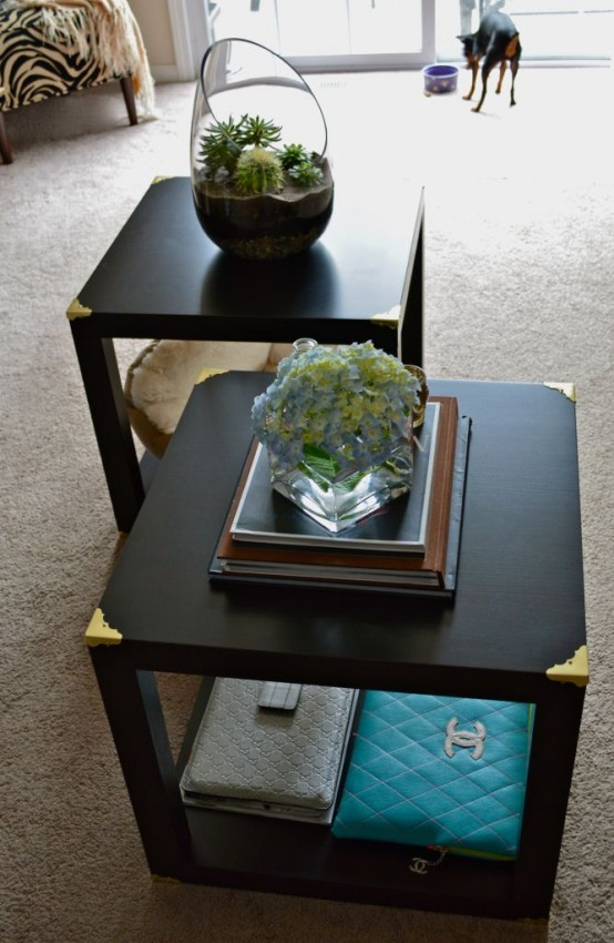 Marvelous Great Ways To Include Ikea Lack Table In Home Decor