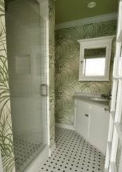 Green Bathroom Design Ideas