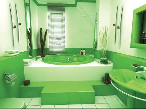 Better Homes and Gardens - My Color Finder - green paint