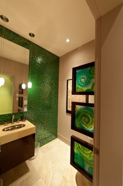 Decorating Ideas > 71 Cool Green Bathroom Design Ideas  DigsDigs ~ 135939_Bathroom Decorating Ideas Green