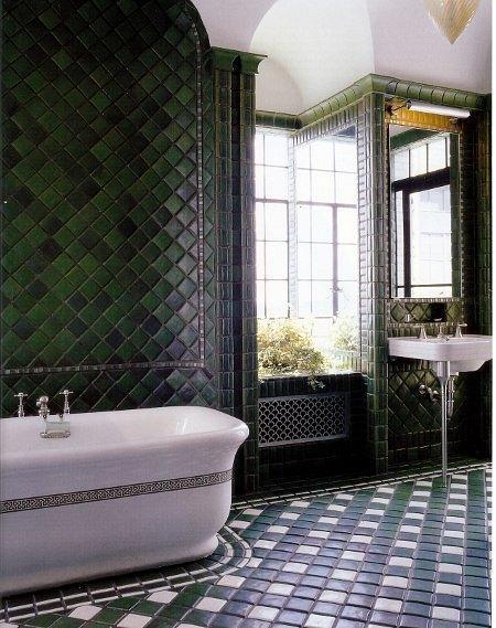 71 Cool Green Bathroom Design Ideas - DigsDigs