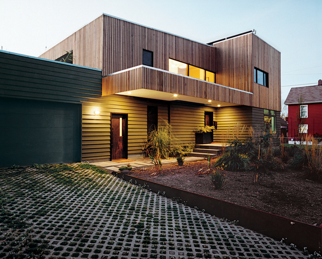 Green Renovation Of 1920s Ranch Home