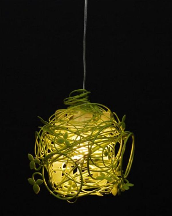 Green Vine Lamp – A Piece Of Nature In Your House