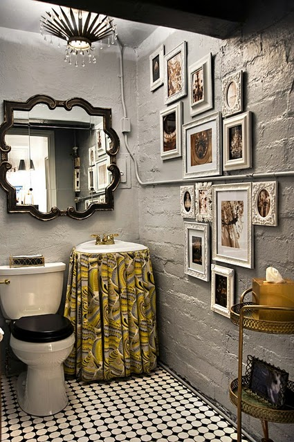 Guest Toilet. 37 Inspirational Ideas To Design A Guest Toilet   DigsDigs