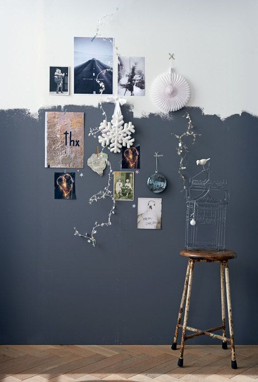 The Latest Decor Trend 29 Half Painted Wall Decor Ideas