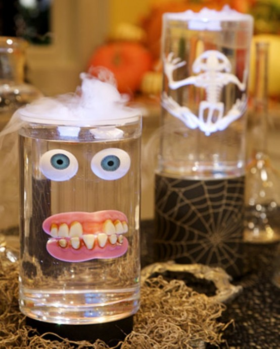 halloween decorations for the kids party - Cool Halloween Decorations