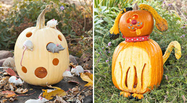 Picture Of Halloween Pumpkin Carving Ideas