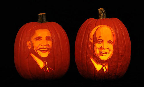 Pumpkin Carving Ideas Which Presidency Candidate Was Your Favorite