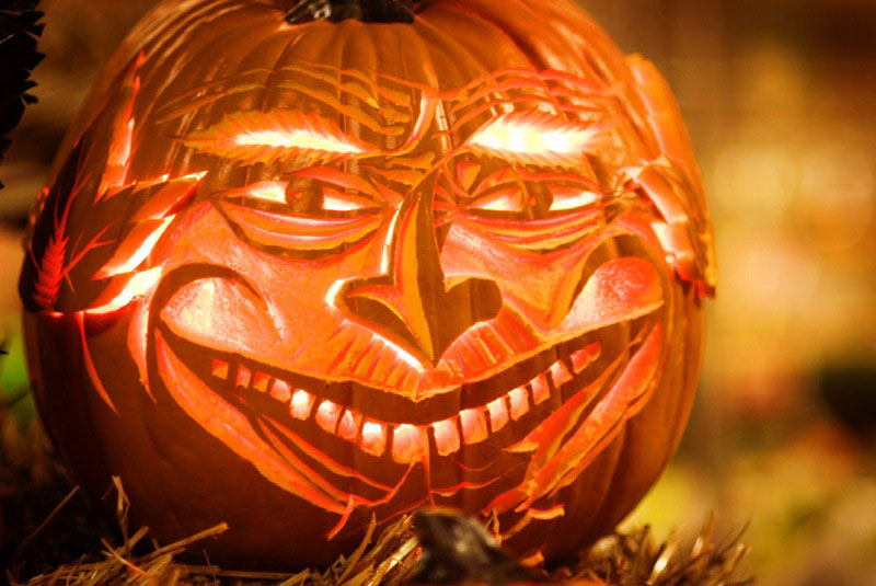 You could also check out 90 cool outdoor halloween decorating ideas .