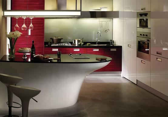 hanssem kitchenbach 600 ruby teak kitchen design digsdigs