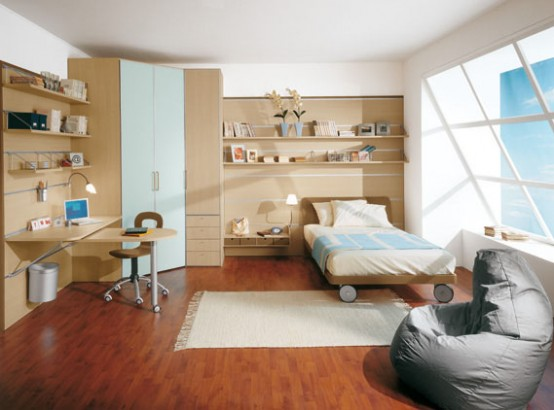 Kids Bedroom from Happy collection