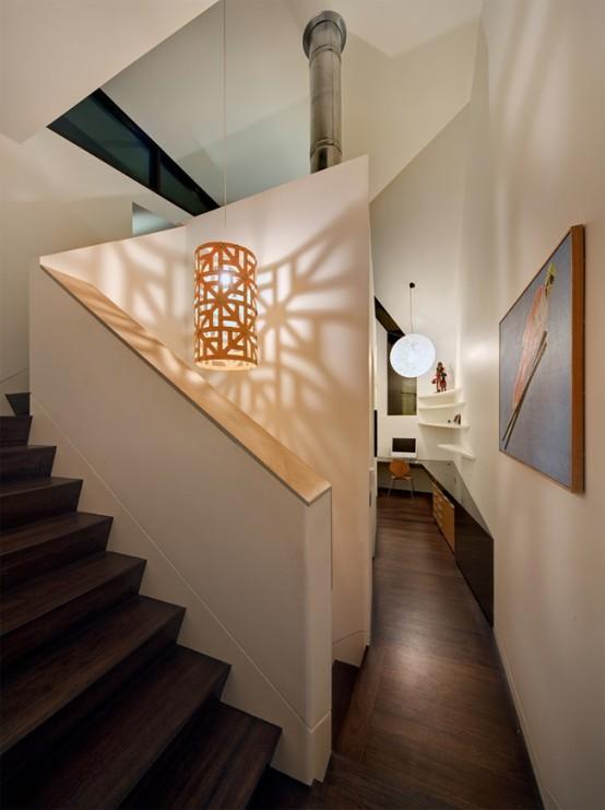 Hard Timber Clad House Design