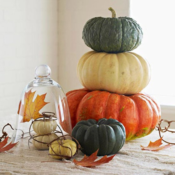35 harvest decoration ideas for thanksgiving digsdigs Thanksgiving decorating ideas