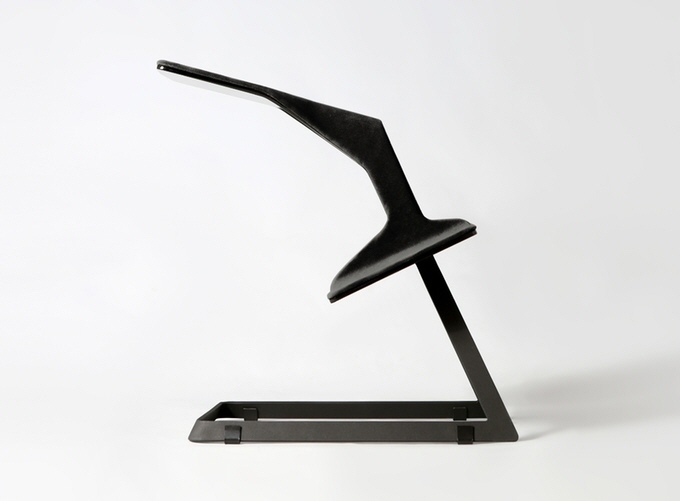 Picture Of healthy ergonomic chair that keeps your back straight  1