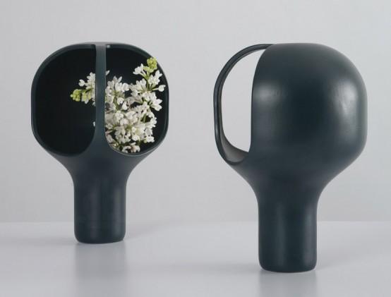 Heirloom Vase Inspired By The Art Of Ikebana