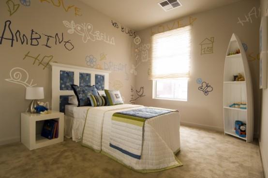 hia house of the year 2009 kidsroom