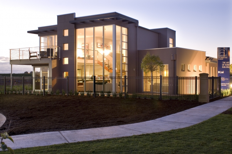 Picture Of hia house of the year 2009