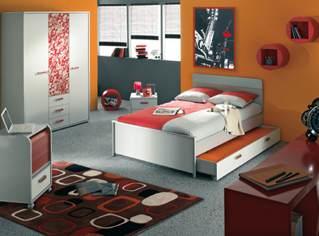 high tech junior bedroom furniture by gautier digsdigs On junior bedroom