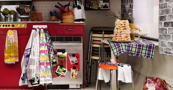 Hm Colorful Kitchen