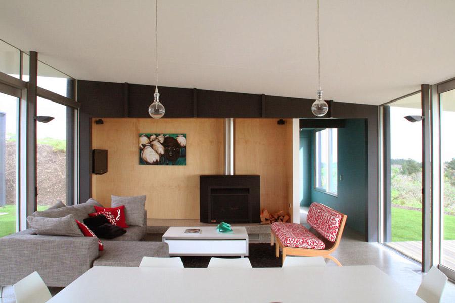 Home design decorating ideas modular holiday home of - Modular living room design ...