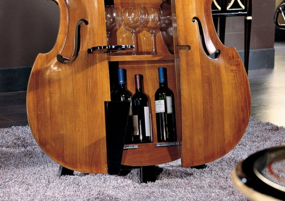 Home Contrabass Bar
