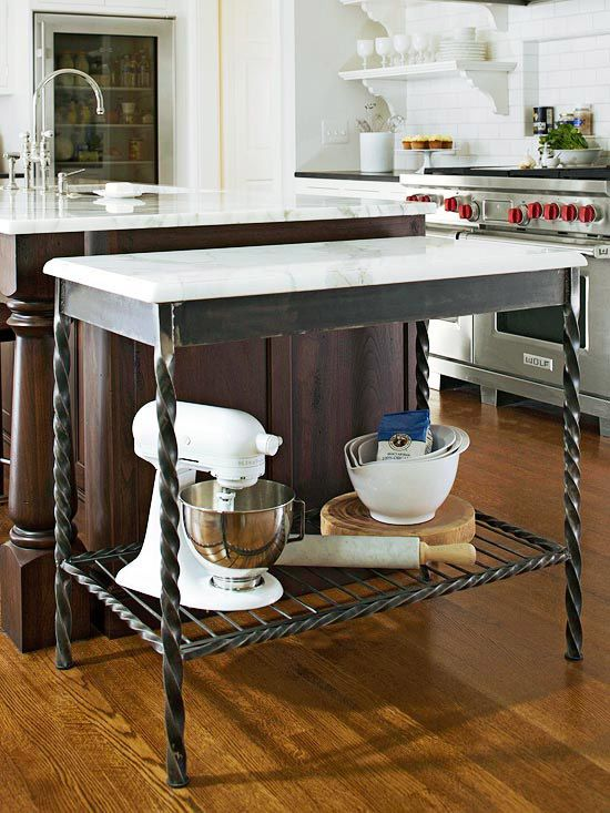 Home Mixer Stations That Make Cooking Fun