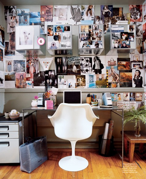 70 gorgeous home office design inspirations digsdigs for Home decor inspiration