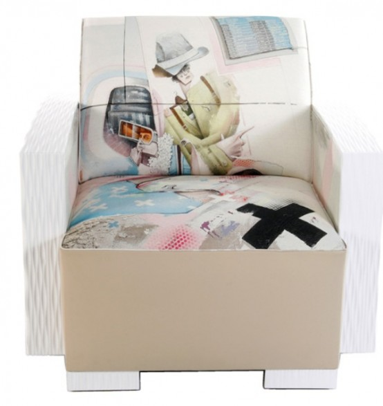Home Office Furniture With Stylish Prints